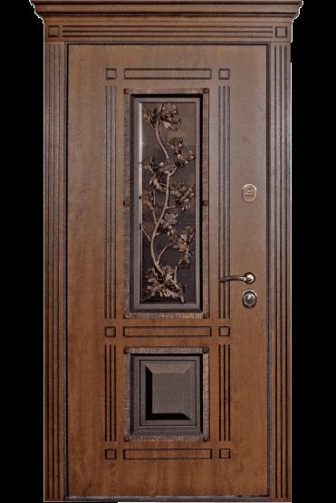 Лицевая сторона двери